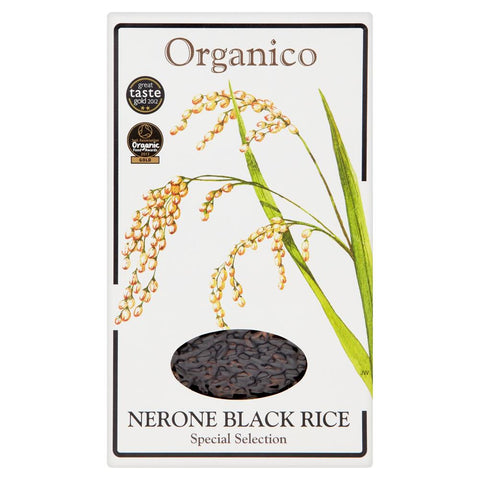 Nerone (Black) Rice Wholegrain 500 g