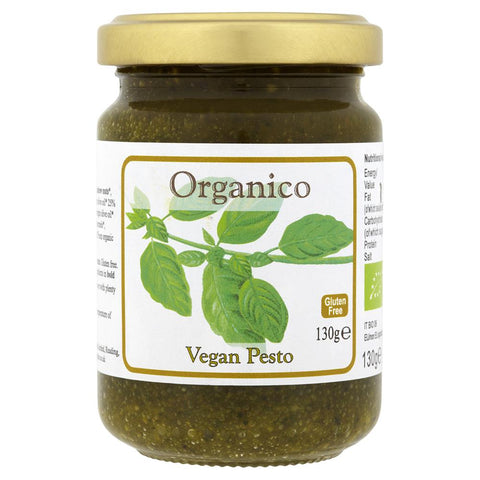 Org Vegan Pesto 120 g
