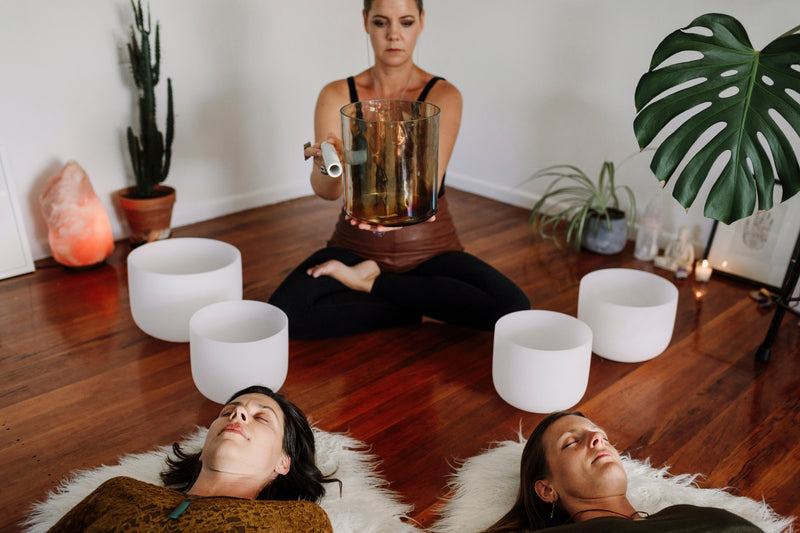 15 December - Raglan Sound Healing with Ceremonial Cacao