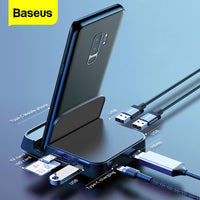 7 in 1 - Baseus Type-C HUB Docking Station For Your Smartphone! - Funraiden
