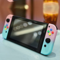 Nintendo Switch & Joycon Gradient Color Protective Cover!