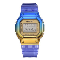 Stylish Digital Watches - Shock Resistance, Alarm, Water Resistant and more! (6 Colors)