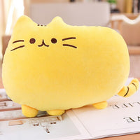 Cute Plush and Soft Cat Pillows (8 Colors)!