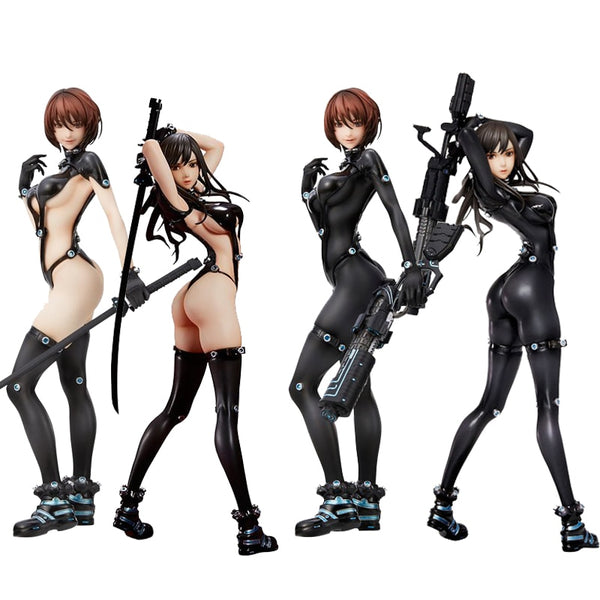 GANTZ:O Sexy Girls Action Figures from Japan! (Without Retail Box)