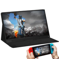 Portable LCD HD 15.6 Gaming Monitor! (USB Type-C, HDMI for Laptop, Smartphone, Xbox, Switch and PS4)