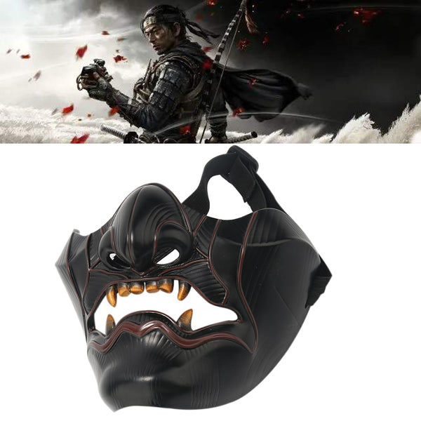 Ghost of Tsushima - Sakai Jin Cosplay Oni Demon Mask!
