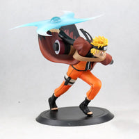 Naruto Uzumaki with Rasengan - Action Figure!