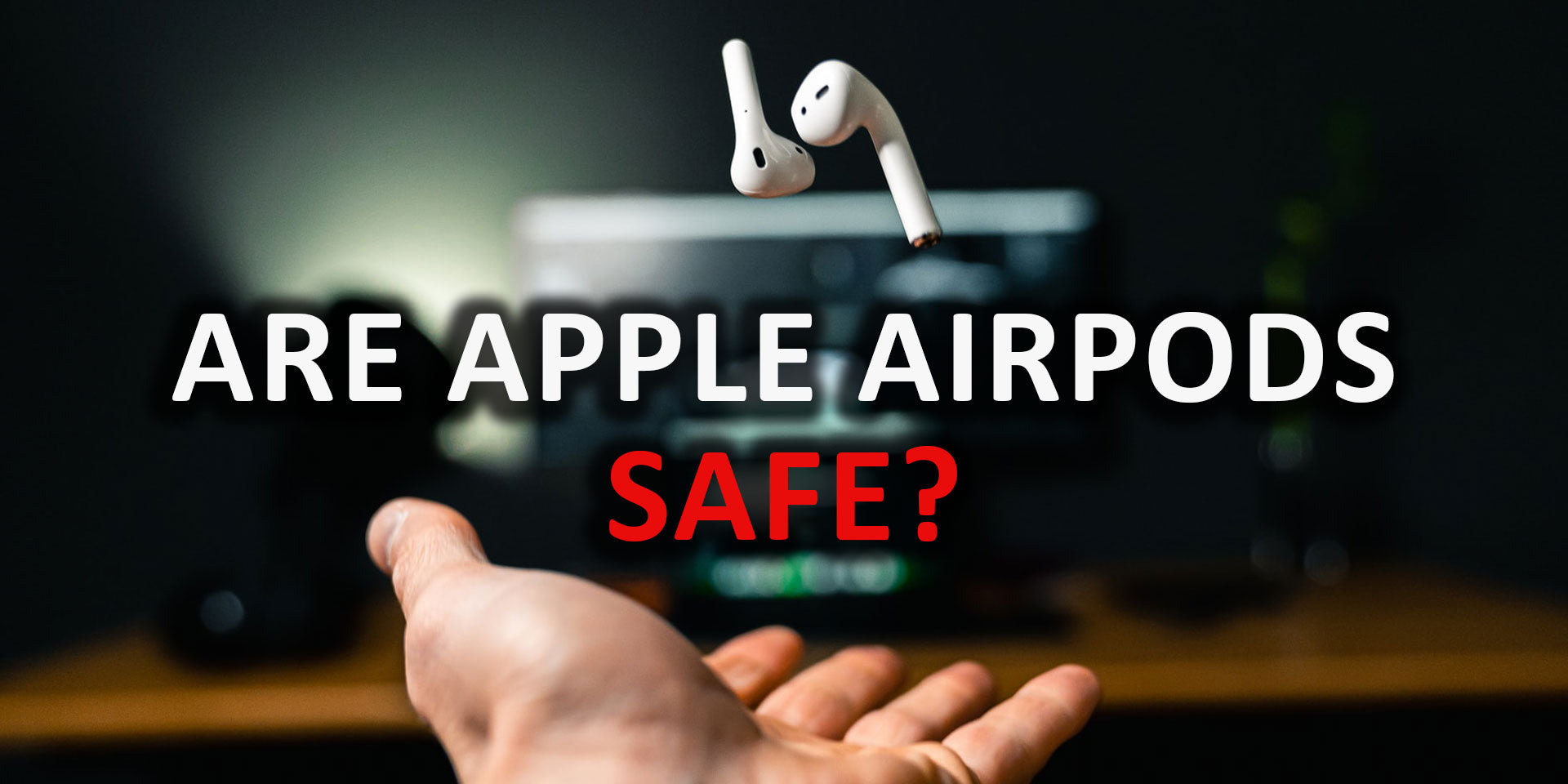 Are Apple Airpods Safe See What Our Apple Airpods Radiation Test Reveals Emfprotector