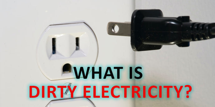 What is Dirty Electricity? (EMF Testing the Stetzerizer vs Greenwave Dirty Electricity Filters)