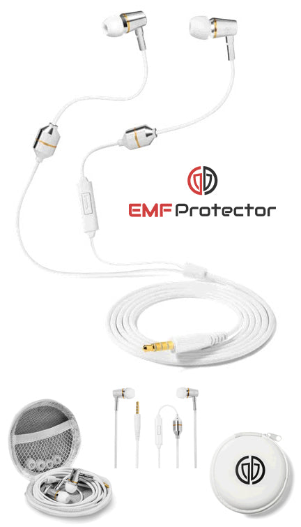 Are Wireless Headphones Safe And Why Use An Air Tube Headset Emfprotector