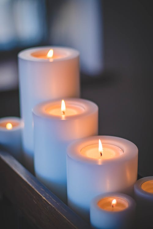 DIY: Homemade Candles