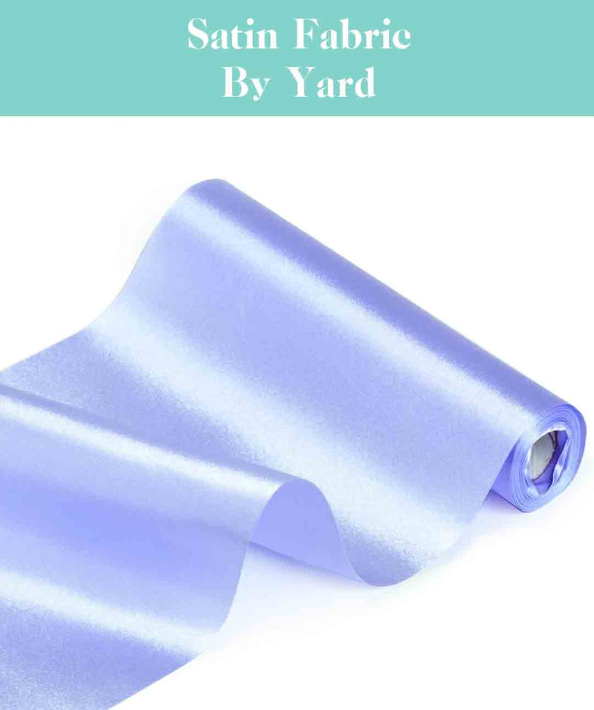 Satin Fabric By Yard