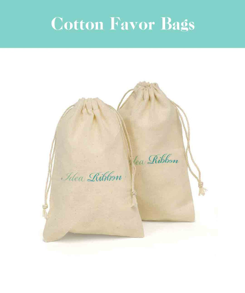 Cotton Favor Bags