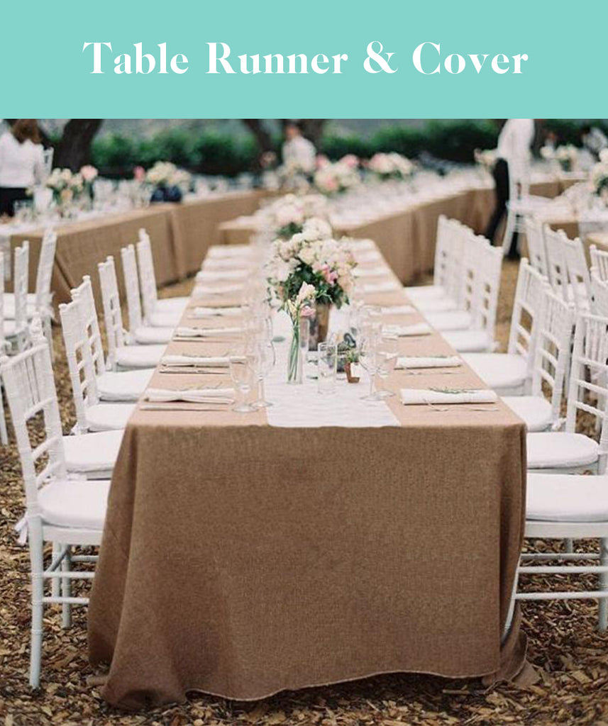 Table Runner & Cover