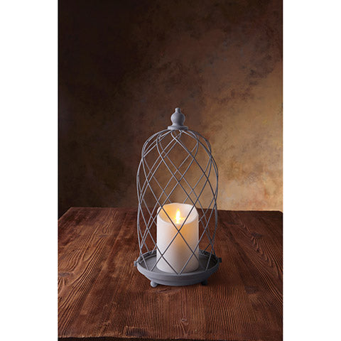 Bird Cage Candle Holder - 15 Inches