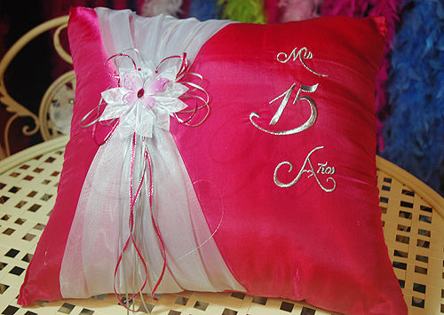 Quinceañera Sweet 15 Pillow