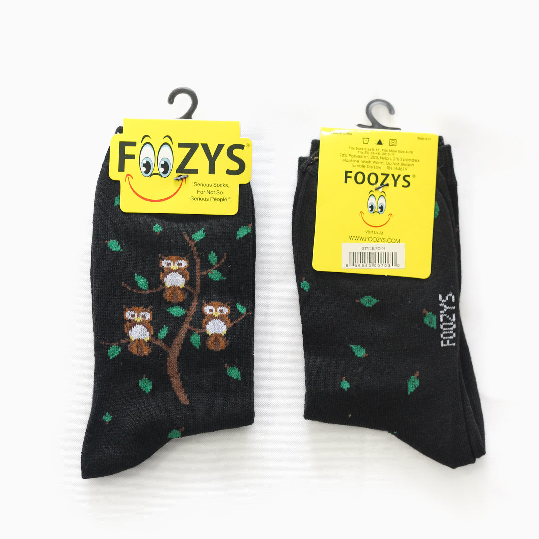 Foozys Women's Novelty Socks
