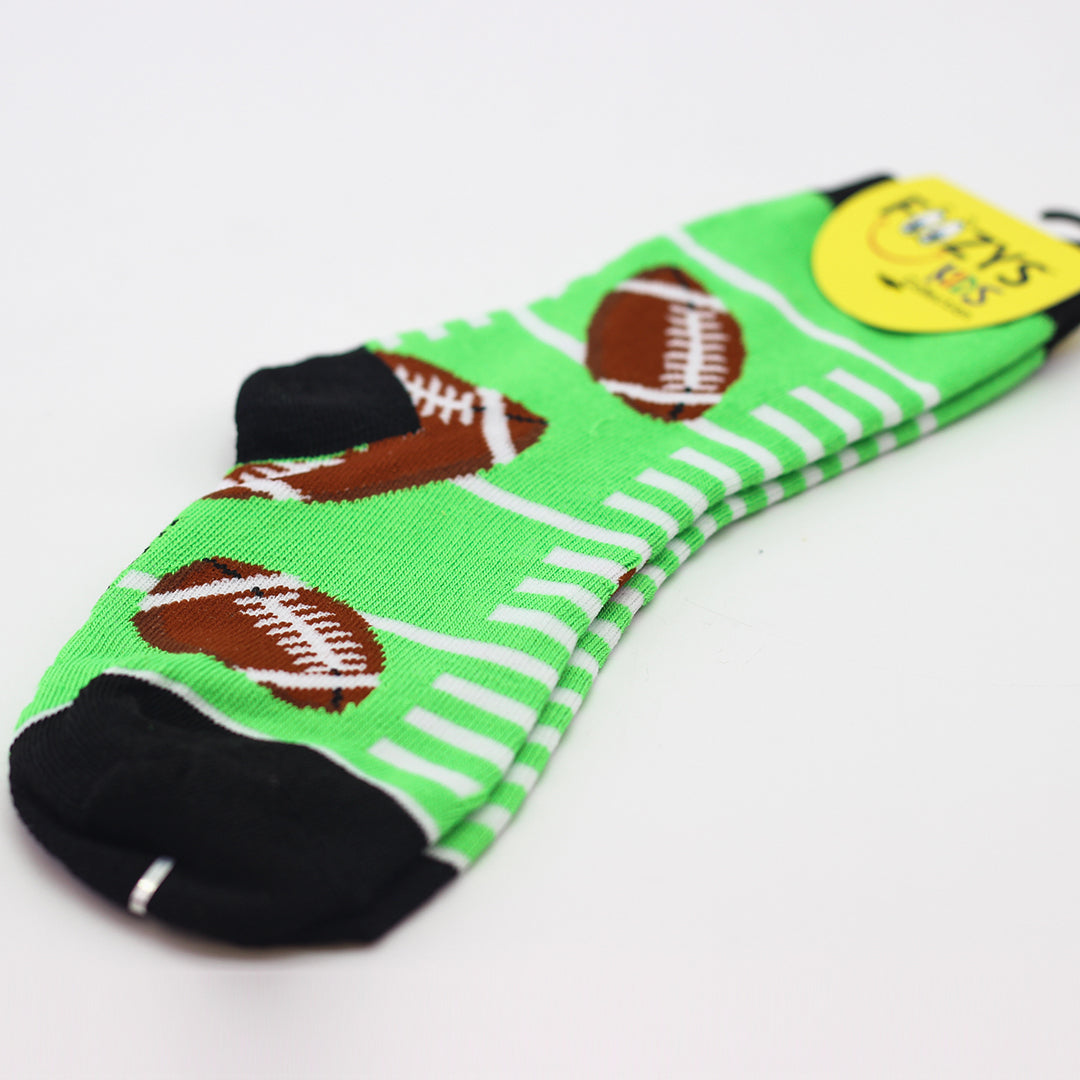 Foozys Kids Colorful Themed Novelty Socks