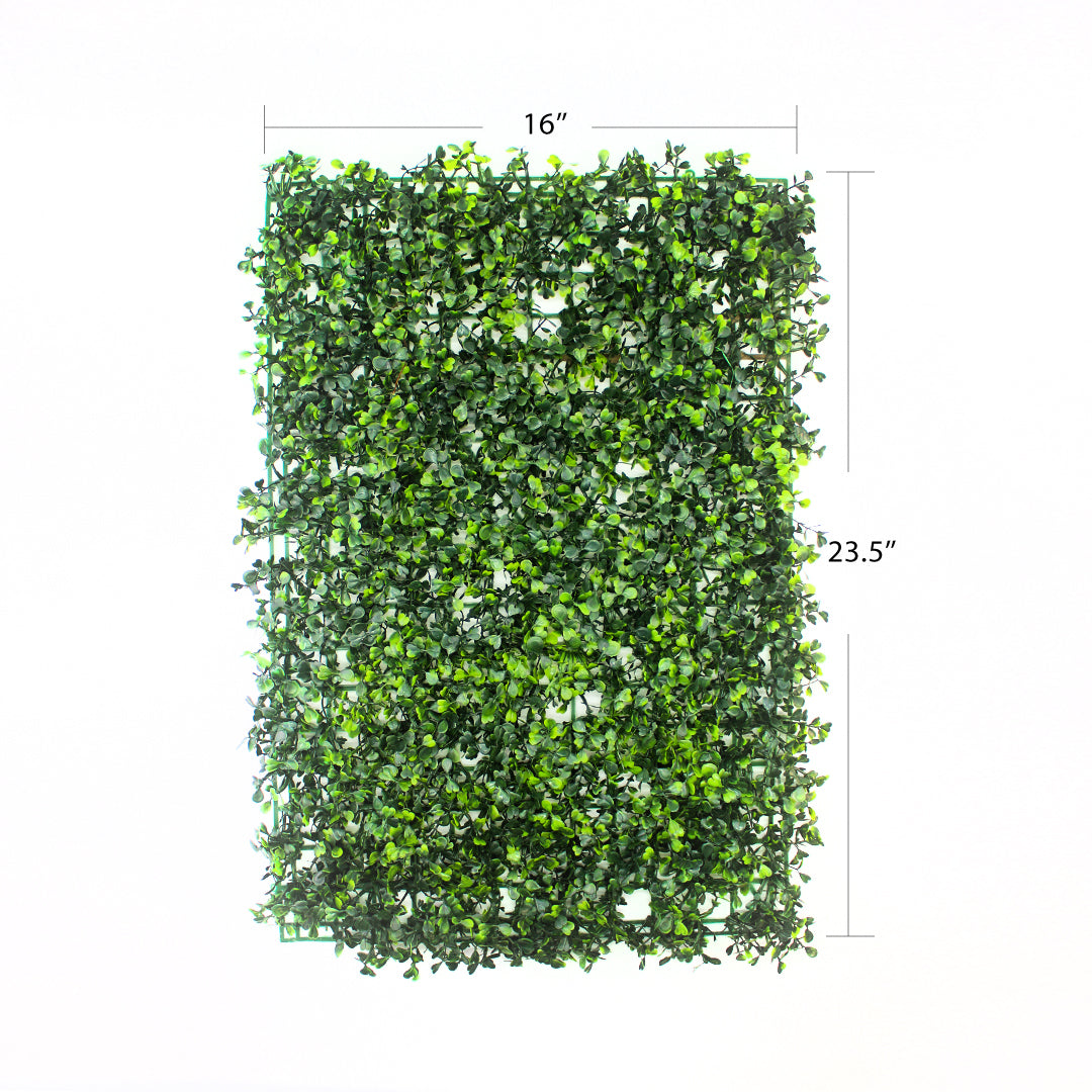 23.5 Inch x 16 Inch Nature Green Lawn Leaves Backdrop for Photography Grass Floordrop pictures Background