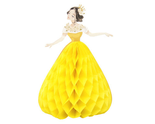Quinceañera Paper Doll Favor 5.5 Inch Pack of 6