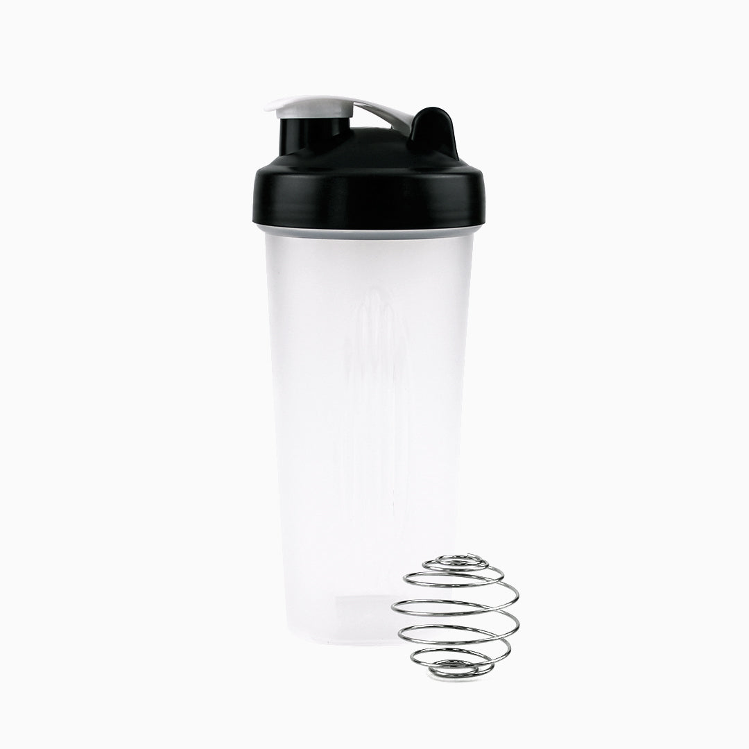 Protein Shaker Bottle 28 Oz with Mixer Ball