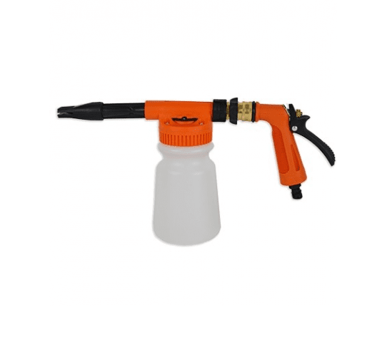 Garden Hose Foam Gun Attachment