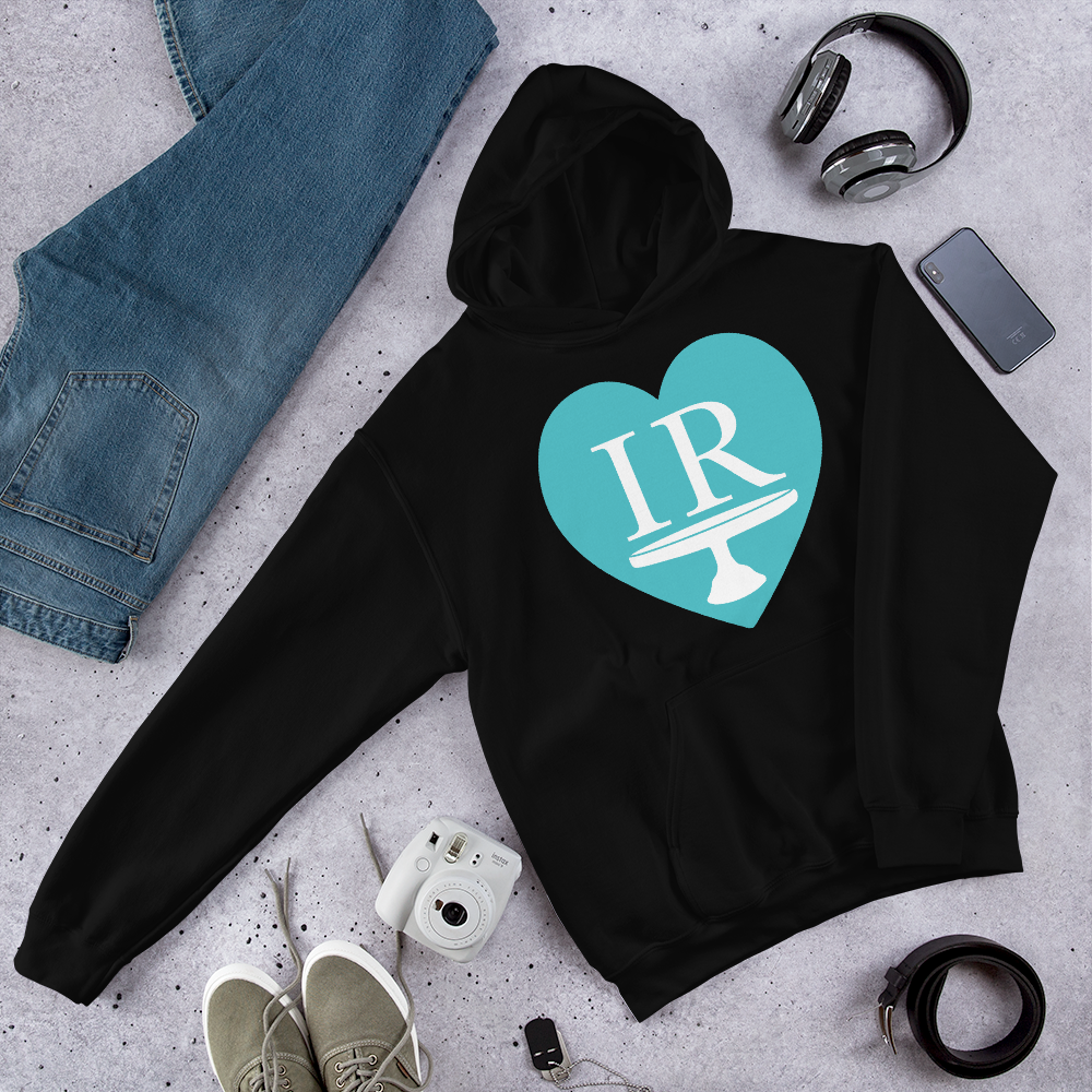 Customizable Printing Hooded Sweatshirt