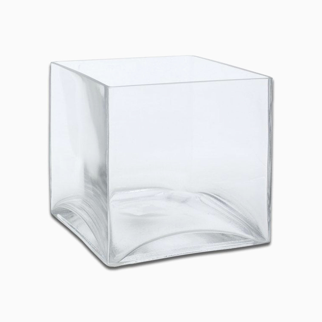 Acrylic Cubic Square Vase