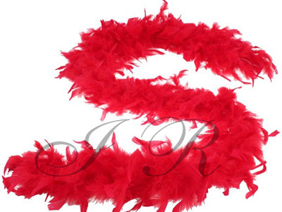 Chandelle Feather Boas 72 Inch Pack of 6