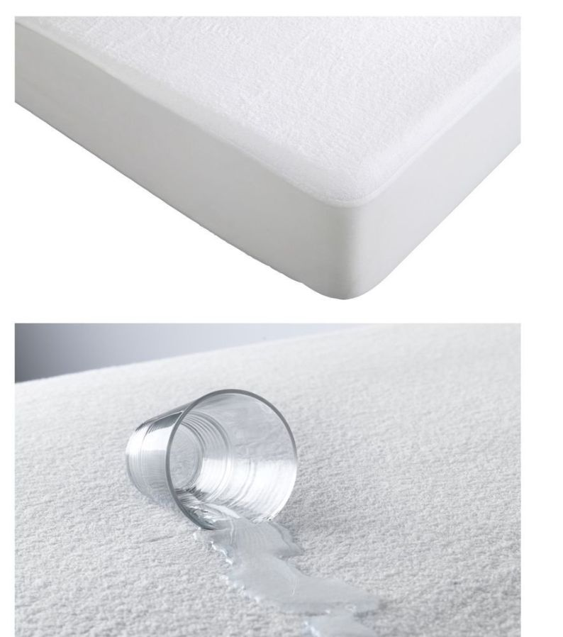 Waterproof Mattress Pad Protector Bed Topper | SuperBeddings