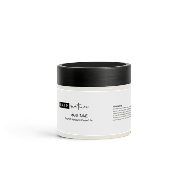 Mane-Tame Hair and Beard Butter Cream - Balm of Nature