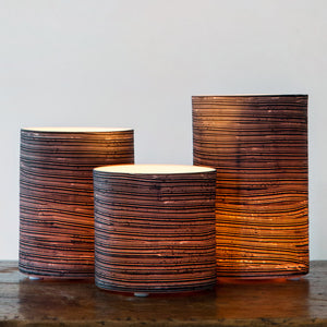 Birch Votive