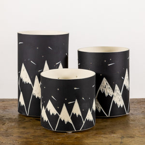 Mountain Votive