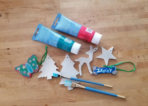 Ornament Painting Kit