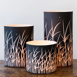 Tall Grass Black Luminary