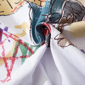 """X"" GRAFFITI T-SHIRT"