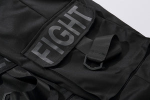 """FIGHT"" BANDAGE JOGGERS"
