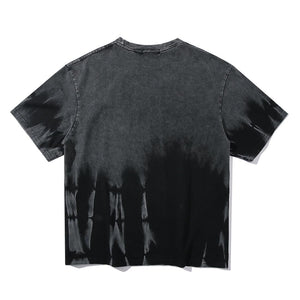 BURNING PRINTED T-SHIRT