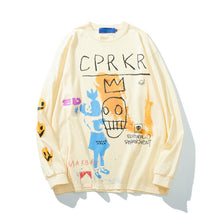 "Load image into Gallery viewer, ""CPRKR"" GRAFFITI SWEATSHIRT"