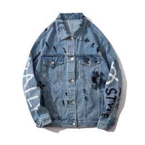 """DAILY STYLE"" DENIM JACKET"