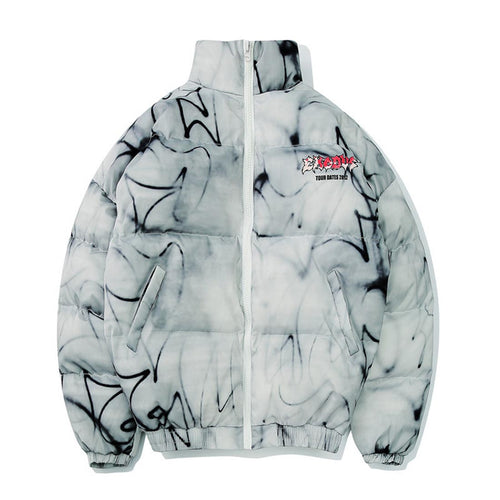 GRAFITTI COTTON JACKET