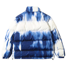Load image into Gallery viewer, TIE DYE STAND COLLAR COTTON JACKET