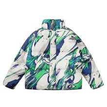 Load image into Gallery viewer, PRINTED PARKA JACKET