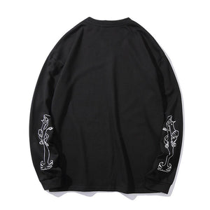 """MERK"" GRAFFITI SWEATSHIRT"