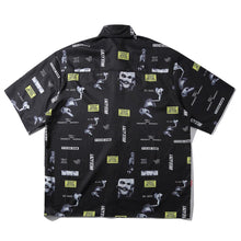 "Load image into Gallery viewer, ""SMOKING"" SHORT SLEEVE SHIRT"