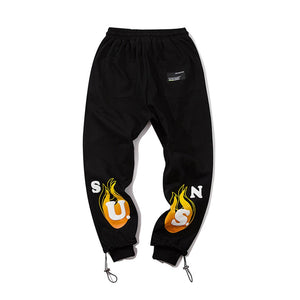"""STAR"" GRAFFITI JOGGERS"