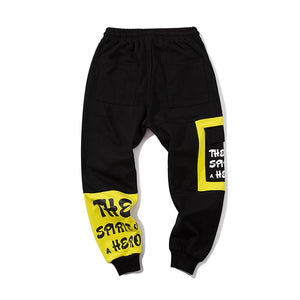 """HERO"" GRAFFITI JOGGERS"
