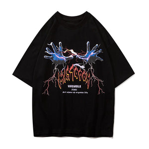 """VARIABLE"" GRAFFITI T-SHIRT"
