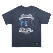 "Load image into Gallery viewer, ""ROCKSTAR"" PRINTED T-SHIRT"