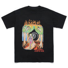 "Load image into Gallery viewer, ""ANGEL & DEVIL"" PRINTED T-SHIRT"